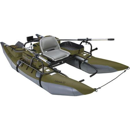Classic Accessories Colorado Xt Pontoon Fishing Boat  Sage