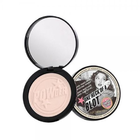 Soap And Glory One Heck Of A Blot Super Translucent Mattifying Powder