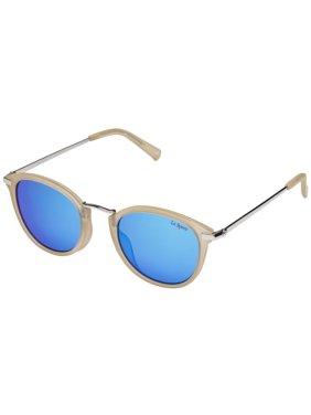 "Le Specs ""Speechless"" Round Sunglasses"