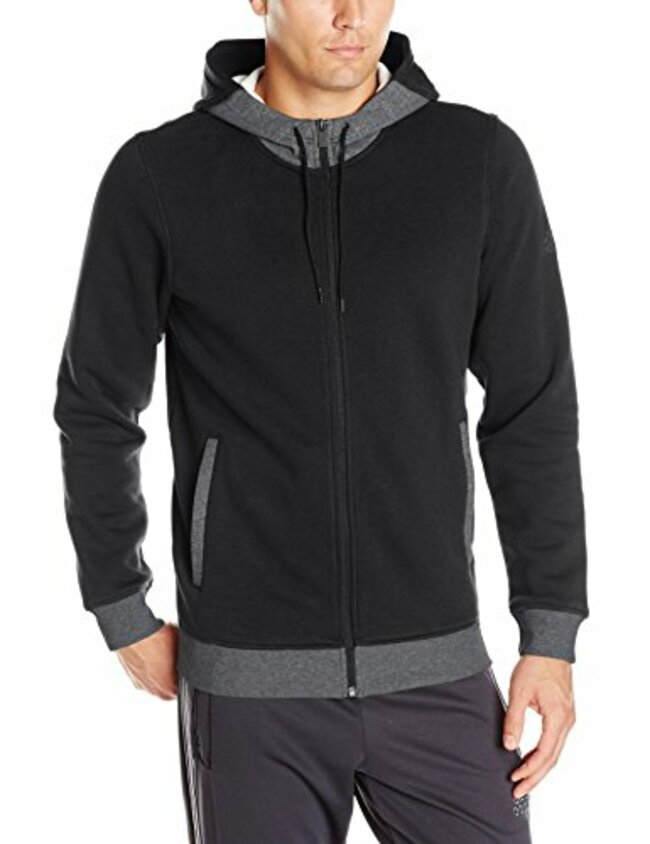 Adidas Men's Basketball Everyday Attack Hoodie Adidas - Ships Directly From Adi