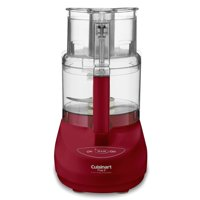 Cuisinart DLC-2009MRY 9-Cup Food Processor (Red)