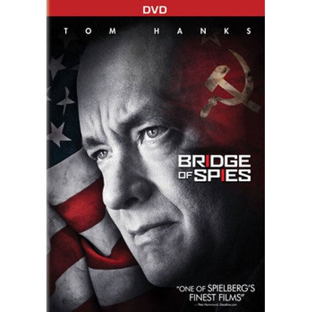Bridge of Spies (DVD) (Spy Optic Cyrus)