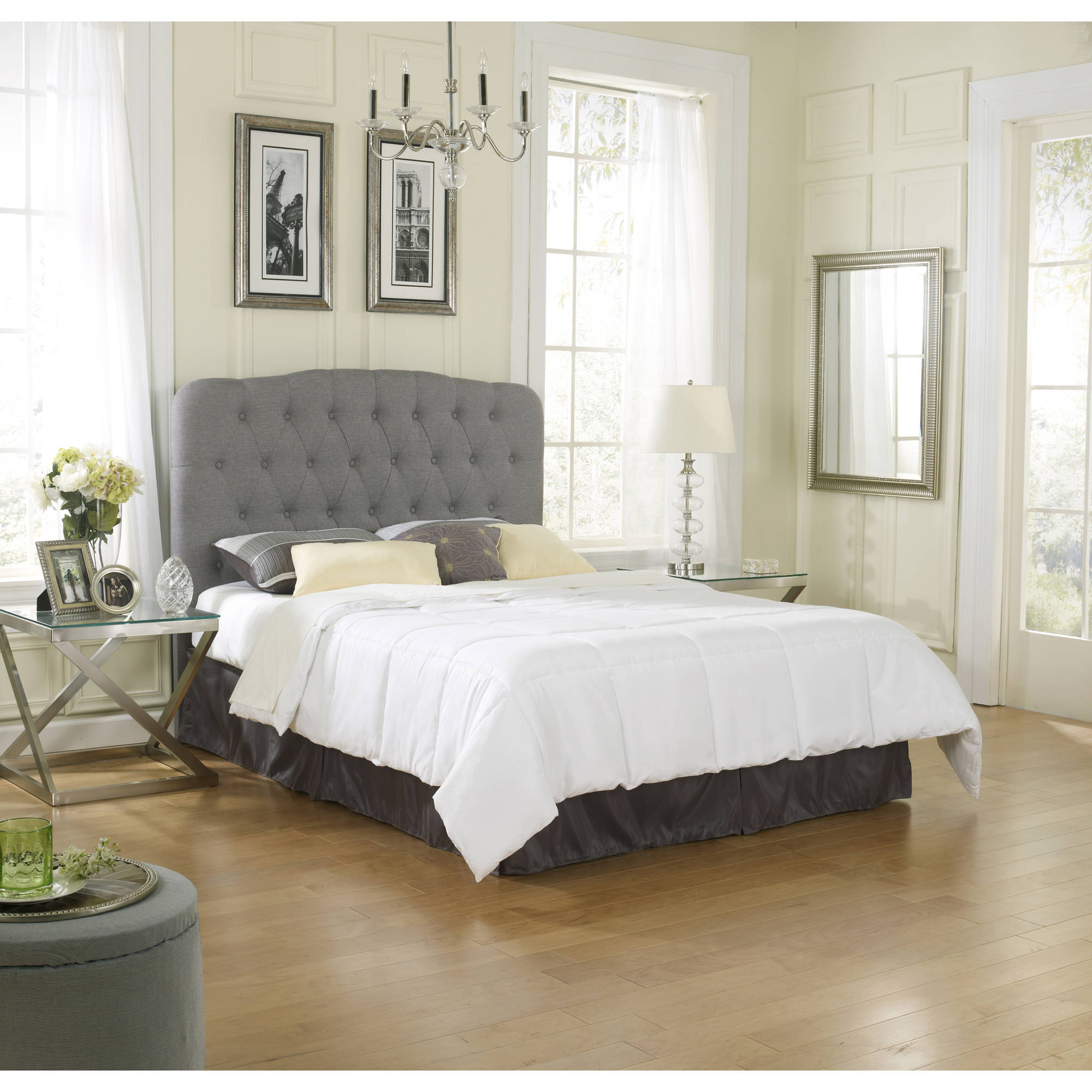 Premier Helena Tufted Upholstered Full/Queen Headboard