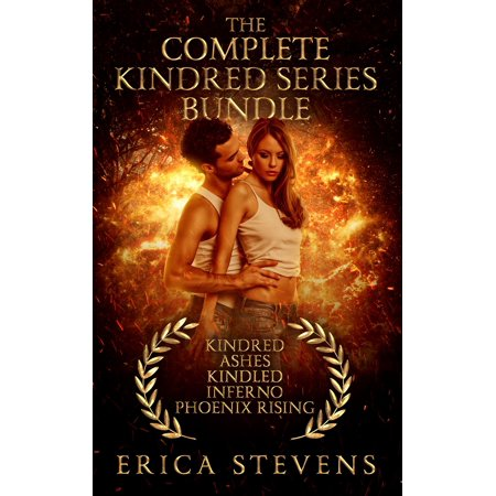 The Complete Kindred Series Bundle (Books 1-5) - eBook