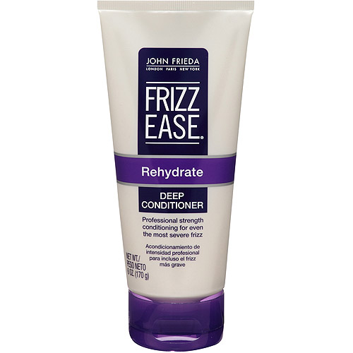 Frizz-Ease Rehydrate Intensive Deep Conditioner, 6 oz