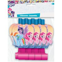 My Little Pony Party Blowers, 8ct