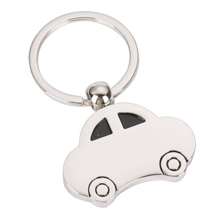babydream1 Mini Classic Car Keychain Pendant Keychain Metal Vehicle Keyring Key Holders Decor Accessory - image 1 of 8