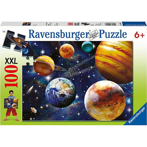 Ravensburger Space Puzzle, 100 Pieces by Ravensburger