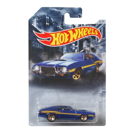 Hot Wheels American Steel Assortment 1:64 Scale Die-Cast Cars Collectors Full Metal Body Construction Real Rider Tires