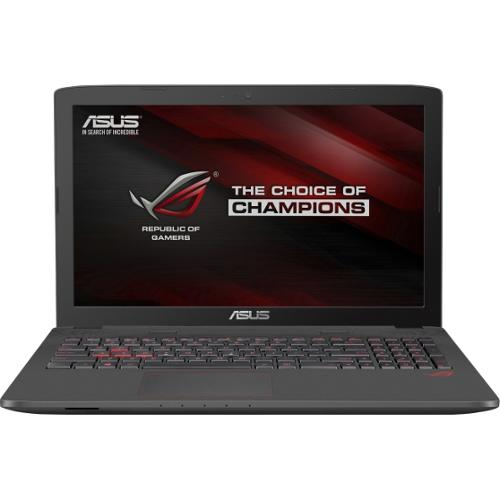 """ROG GL752VW-DH71 17.3"""" (In-plane Switching (IPS) Technology) Notebook - Intel Core i7 (6th Gen) i7-6700HQ Quad-core (4 C"""