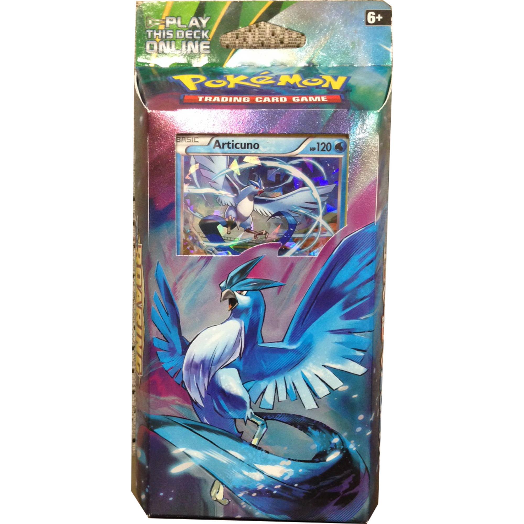Pokemon X & Y 6 Theme Deck - Walmart.com