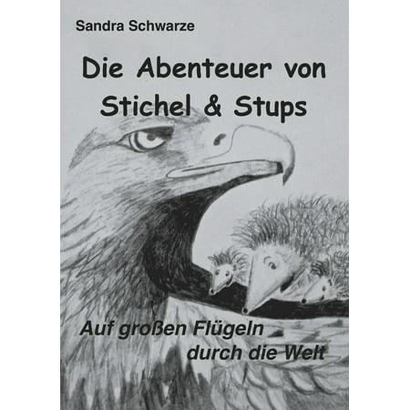 Die Abenteuer von Stichel und Stups 2 - eBook - Sandra Und Die Halloween