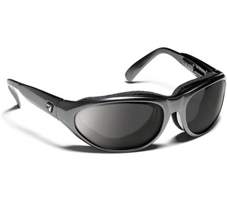 Image of 7 Eye Diablo- SharpView Charcoal Sunglasses, M-L