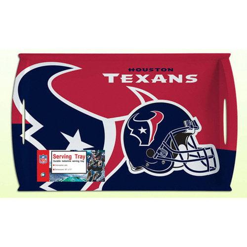 NFL - Houston Texans Melamine Serving Tray