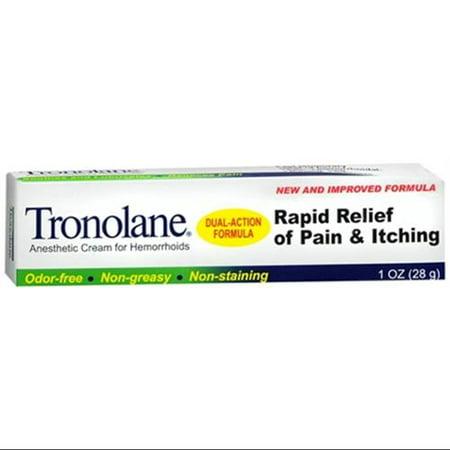 TRONOLANE Crème pour Anesthetic