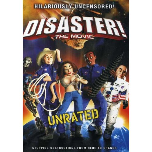 Disaster! The Movie (DVD) by Screen Media