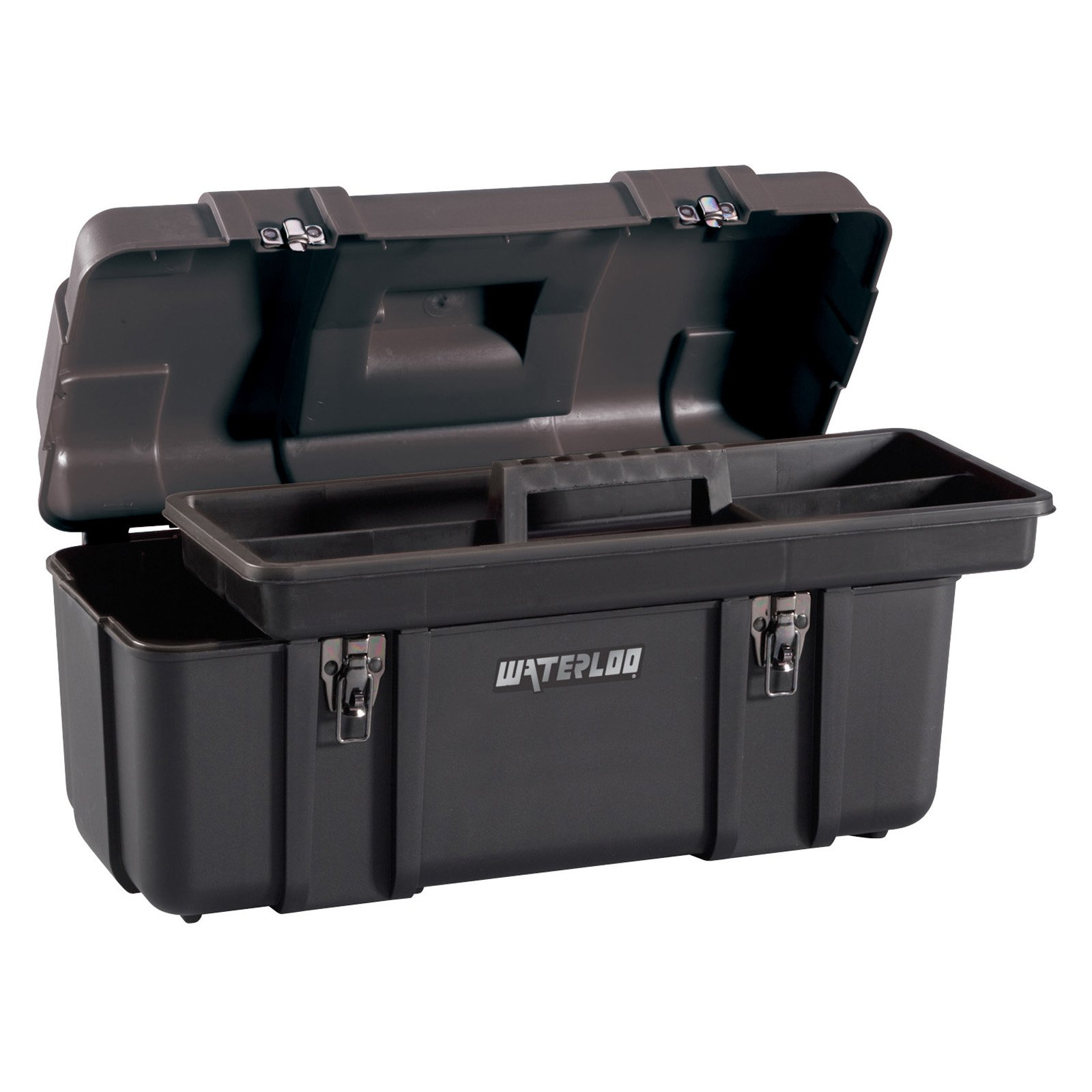 Waterloo 20 in. Plastic Tool Box