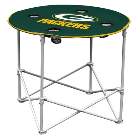 Green Bay Packers Round Table - Green Bay Packers End