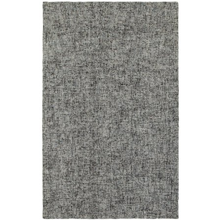 Sphinx Finley Area Rugs - 86006 Contemporary Blue Shaded Faded Static Single-Color Rug