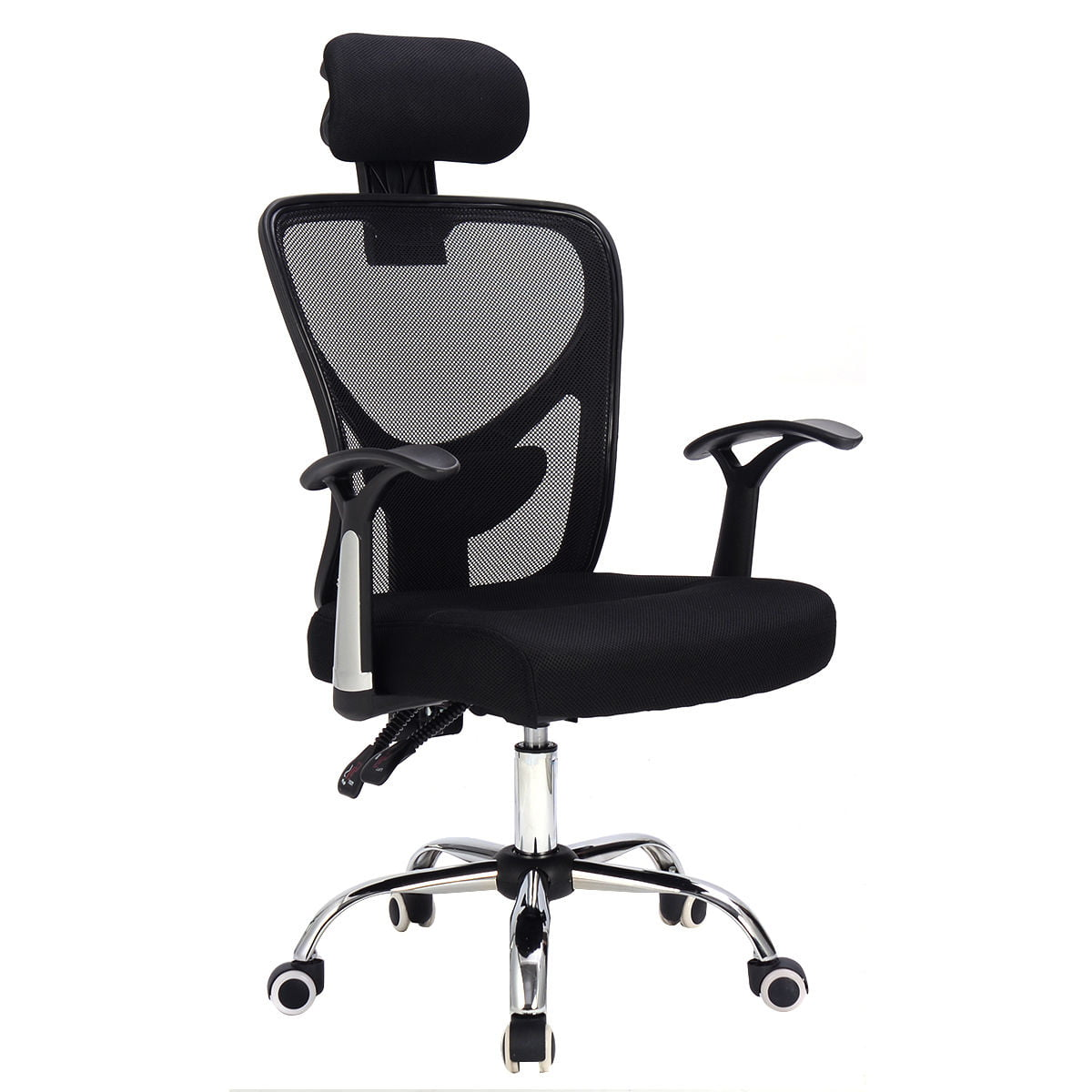Picture of: Chairs Stools Modern Ergonomic Mesh High Back Executive Computer Desk Task Office Chair Black Business Industrial Vigraf Cl