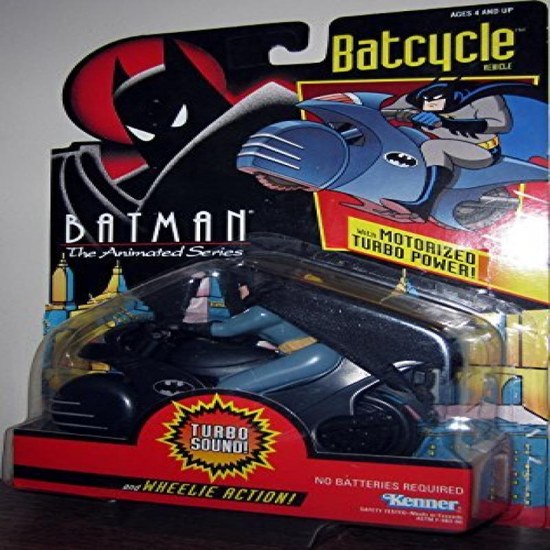 Batman The Animated Series Batcycle by