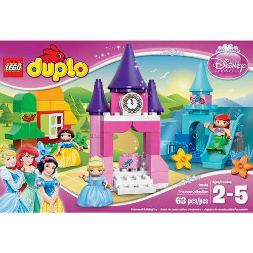 LEGO DUPLO Princess Disney Princess Collection