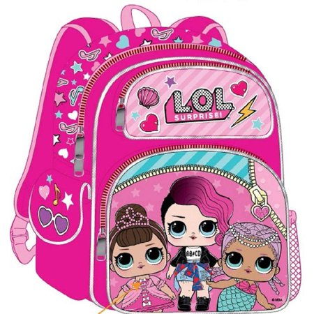 LOL Surprise Deluxe Backpack 16