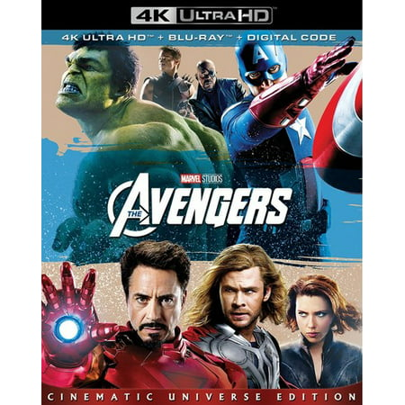 Marvels The Avengers (4K/UHD)