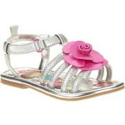 Nickelodeon Dora The Explorer Sandal Shoes Toddler Girl Size 10