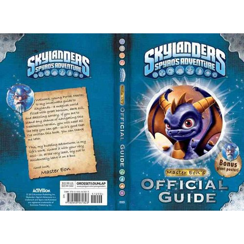 Skylanders: Spyro's Adventure: Master Eon's Official Guide