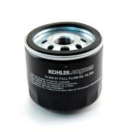 Kohler 12 050 01-S1 Engine Oil Filter For CV17 - CV26 And CH17 - CH26