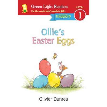 Ollie's Easter Eggs (reader) (Easter Eggs Coloring Pages)