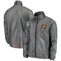 37668e523cc Product Image Phoenix Suns G-III Sports by Carl Banks Executive Full-Zip  Jacket - Charcoal