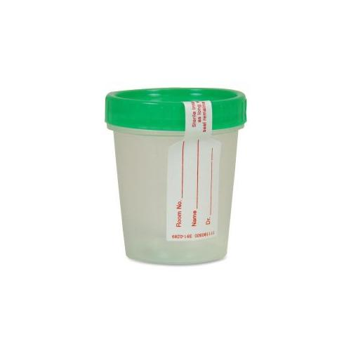 UNIMED MIDWEST INC Specimen Collection Container 4oz Sterile