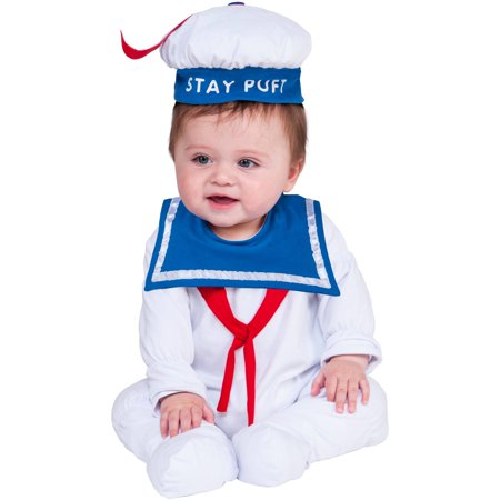 Cute Halloween Costumes Ideas For Babies (Stay Puft Onesie Baby Halloween)