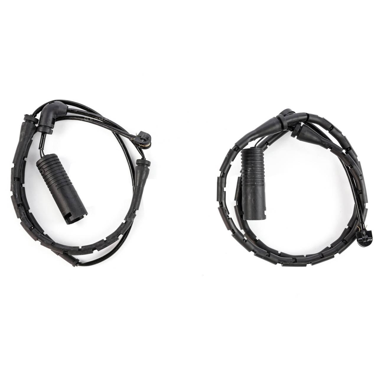 34351165580 Rear Brake Pad Wear Sensors for BMW E53 X5 2000-2006 Bapmic 34351165579 Front
