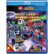 Lego: DC Comics Super Heroes: Justice League Vs. Bizarro League (Blu-ray + DVD)