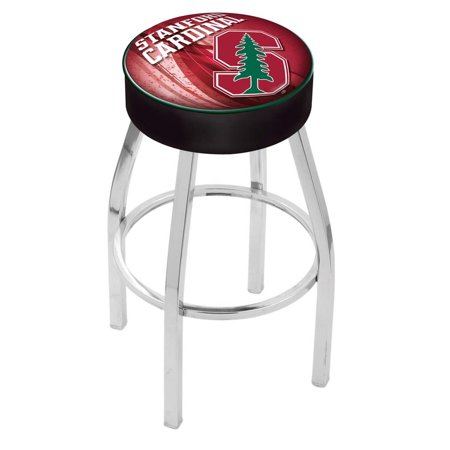 Stanford 30 Inch L8C1 Cushion Seat With Chrome Base Bar (Stanford Video Base)