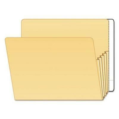 Tabbies File Folder End Tab Converter Extenda Strip, White, 100/Box (TAB55993) ()