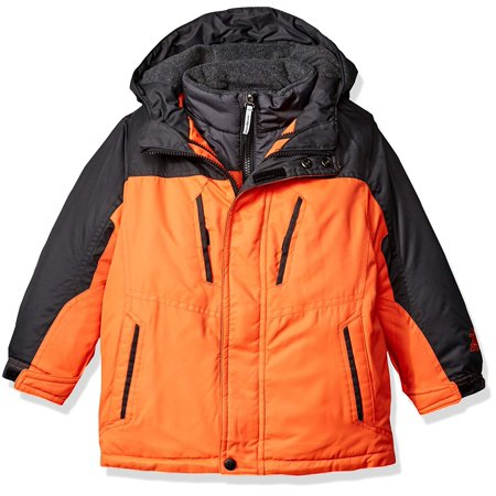 f22b30613 ZeroXposur Boys Large (7) 3 in 1 Systems Jacket - Walmart.com
