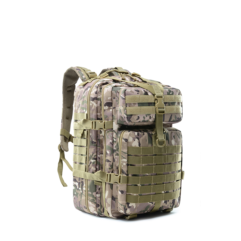 Waterproof Military Tactical Assault Pack Backpack for Outdoor Trekking Hunting