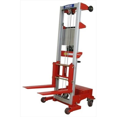 Wesco 273516 Hand Winch Lifters 400 lbs - Counter-balance Straddle