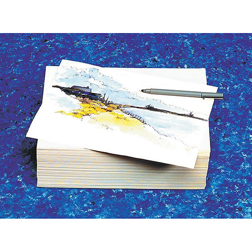 School Smart Super Value 80 lb Drawing Paper, White, Ream of 500 Sheets