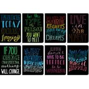 Pocket Pal Mini Journals - Set of 8 - Quotations
