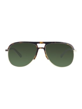 6c549b19440 Product Image Gucci Green Aviator Sunglasses GG0292S 003 60
