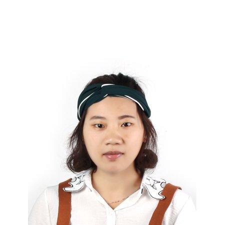Women Ladies Chiffon Elastic Twist Knot Headwraps Headband Hair - Chiffon Headwrap