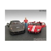 Jim Figure For 1:18 Diecast Model Cars by American Diorama