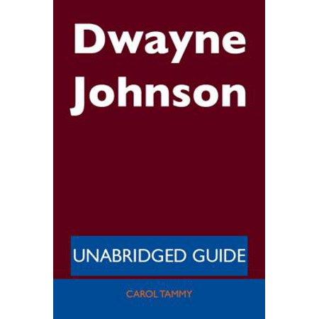 Dwayne Johnson - Unabridged Guide - eBook](Dwayne Johnson Measurements)