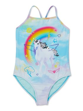 Wonder Nation Swimsuits Under $10
