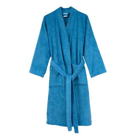 TowelSelections Women's Robe Turkish Cotton Terry Kimono Bathrobe ()